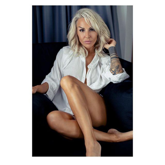 Blanka Lipińska pokazała zdjęcie z przed operacji plastycznych. Jest nie do poznania!