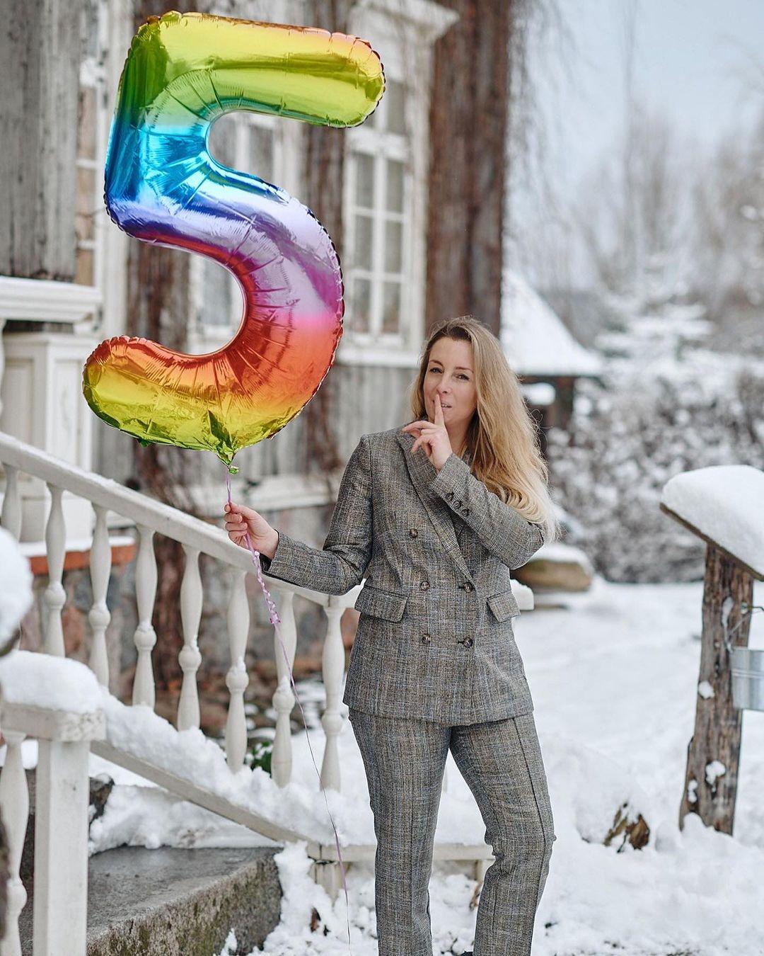 Córka Karoliny Ferenstein- Kraśko na urodziny otrzymała prawdziwy dar!