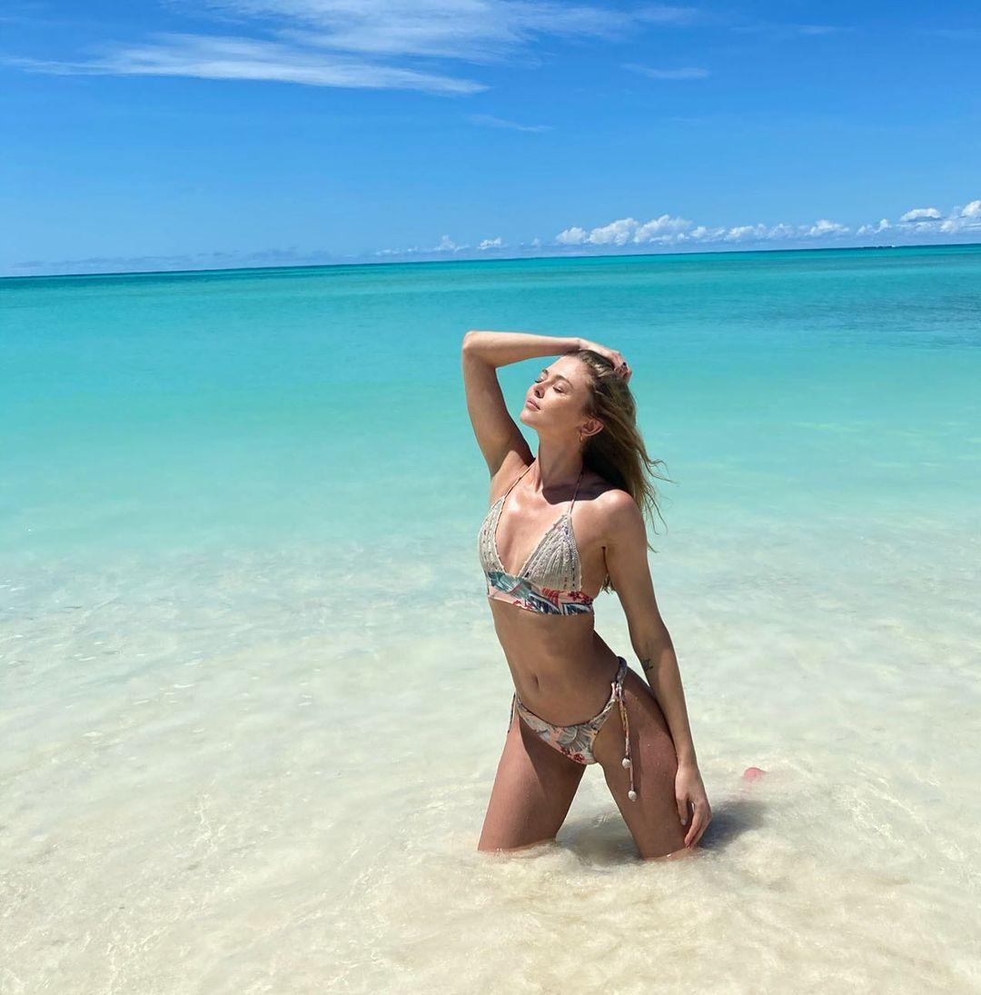 Joanna Opozda leczy złamane serce na Madagaskarze. Wiemy z kim!