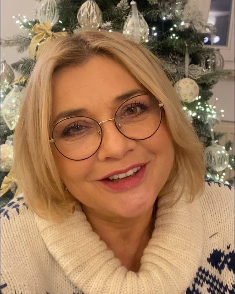 Małgorzata Ostrowska-Królikowska teraz wygląda zupełnie inaczej. Zobacz!