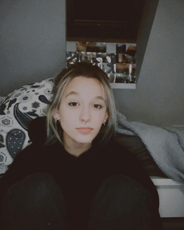 Fabienne Wiśniewska wzięła udział w sesji zdjęciowej. 17-latka jest nie do poznania!