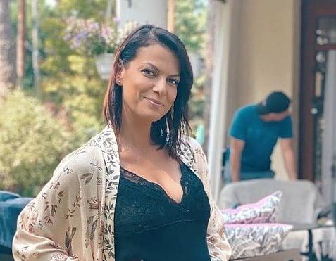 Czy Alżbeta Lenska jest w trzeciej ciąży? Zamieściła wymowne zdjęcie!