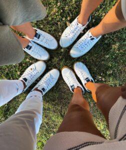 małgorzata rozenek, buty