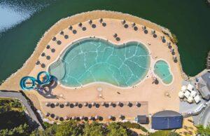 polskie hawaje, osiek, molo resort