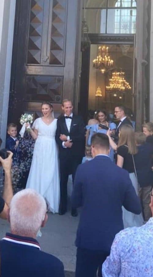 Kolejny ślub w rodzinie Królikowskich! Wybranek Julii to… [ZDJECIA]