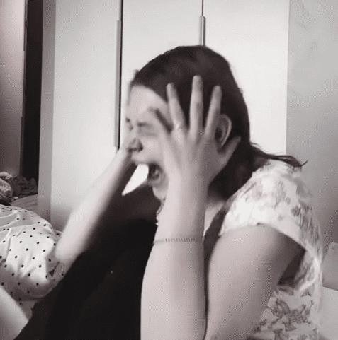 """Poruszające nagranie Julii Wróblewskiej: """"Nikt nie będzie za Tobą tęsknić""""!"""